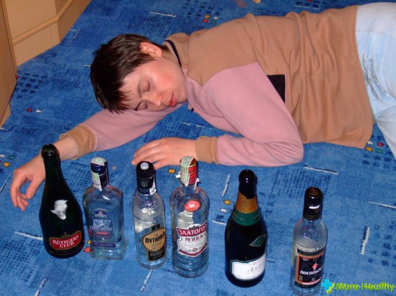 Как не потеть после запоя