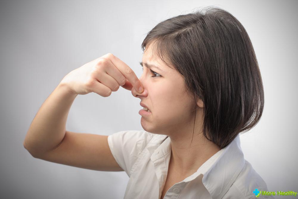 как можно устранить запах изо рта