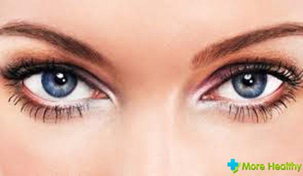 Глаза и как улучшить зрение