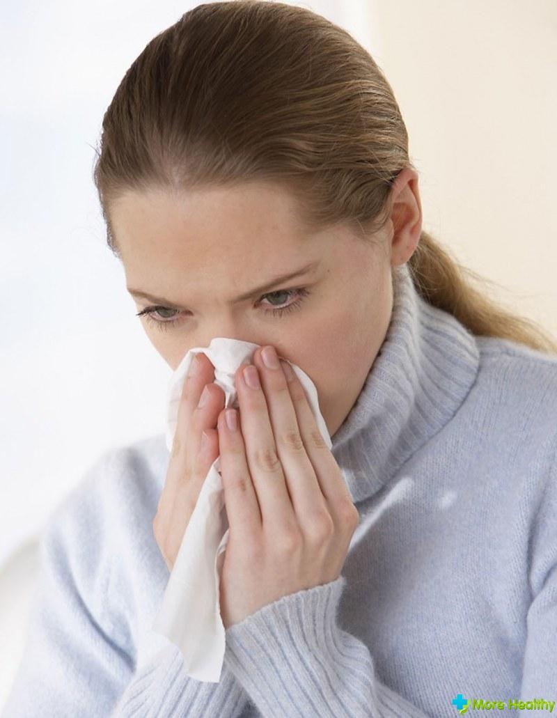 капли спреи от аллергии