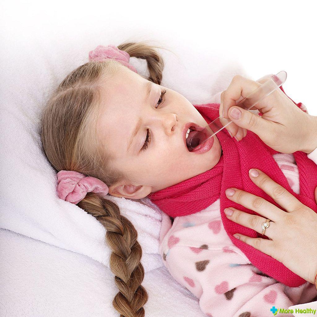 Симптомы аденоидов у детей и чем они опасны
