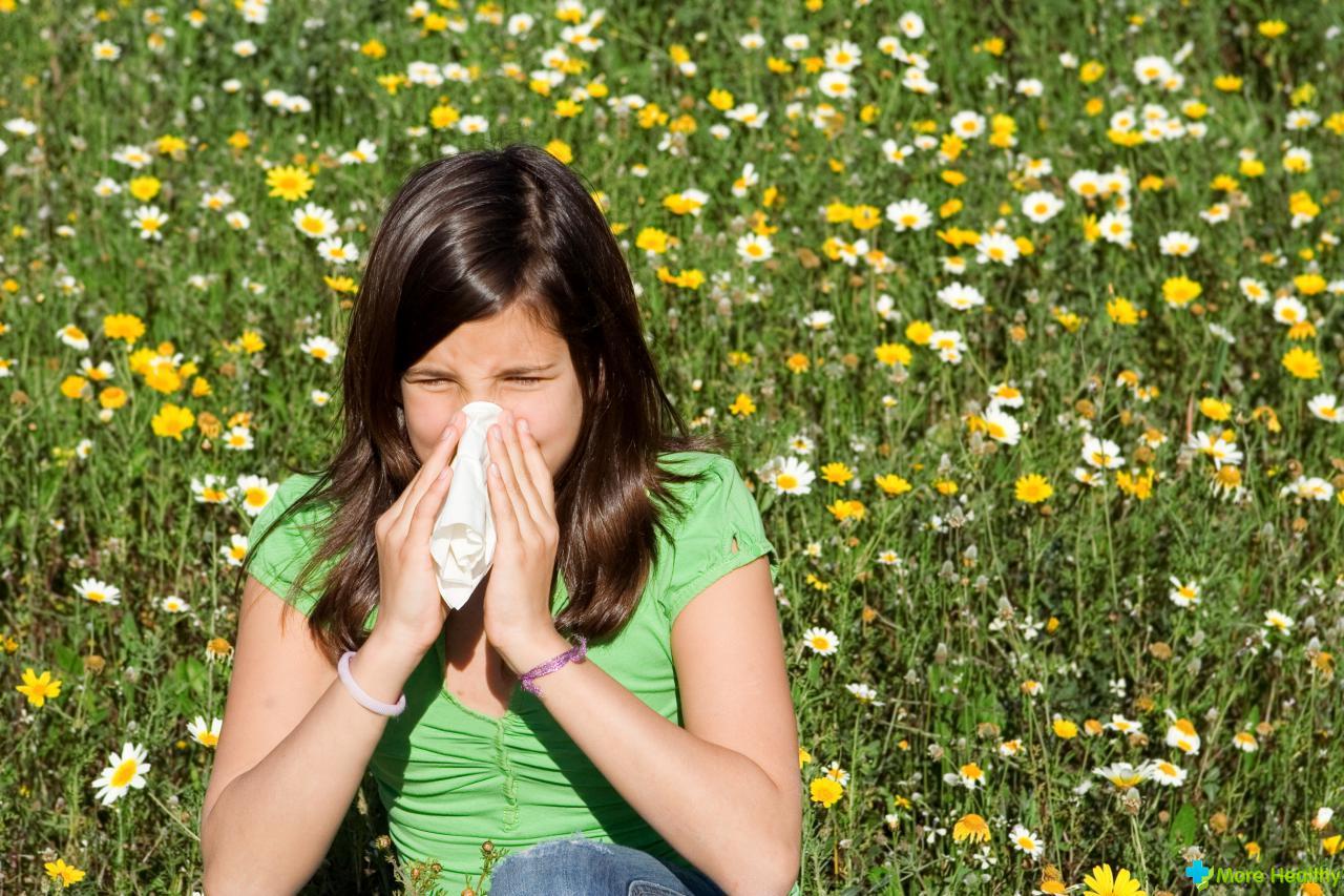 аллергия кашель причины возникновения