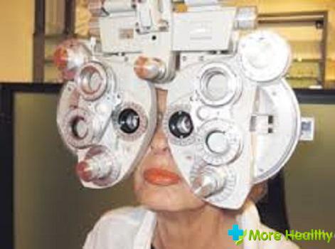 Гарри бенджамин зрение без очков