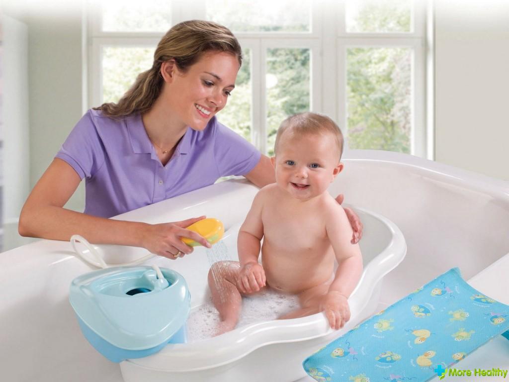 Сколько добавлять ромашки при купании новорожденного