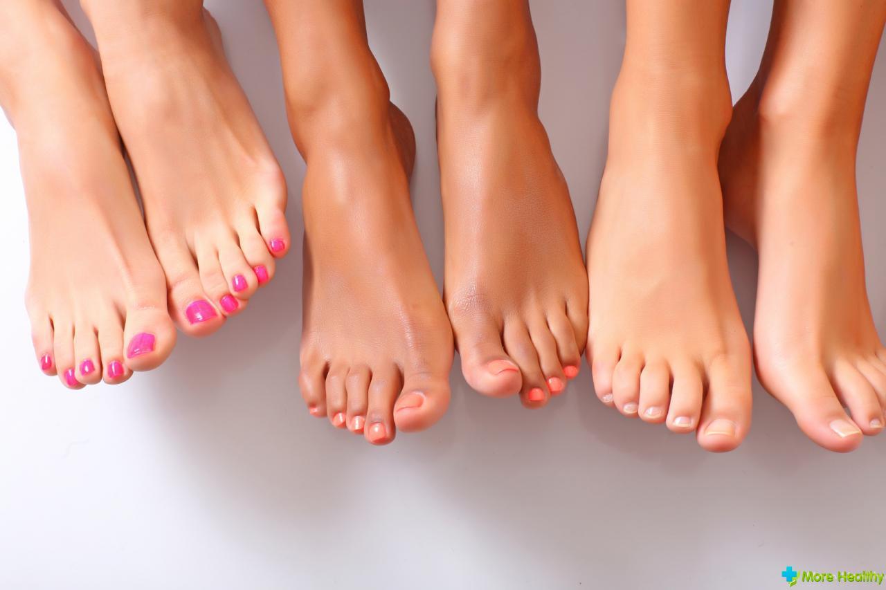 Ступни и пальцы ног фото 21 фотография