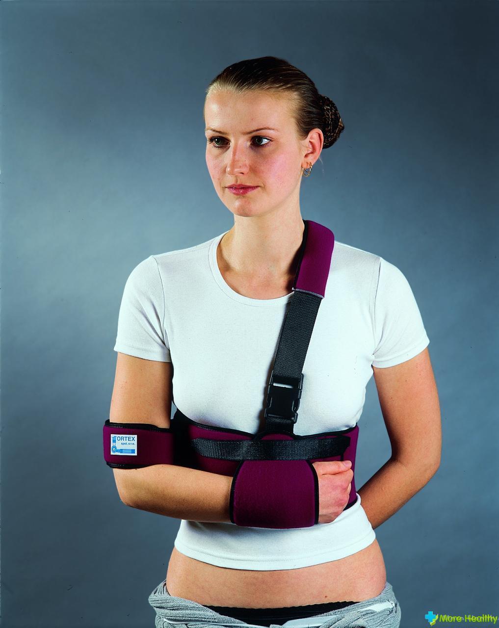 Ушиб плеча - как снять боль Симптомы и лечение