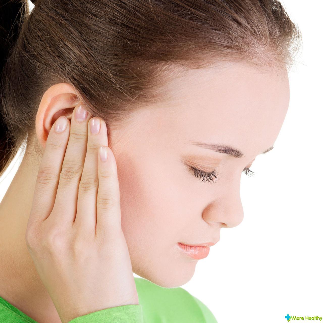 Лечение боли в ухе в домашних условиях Методы лечения