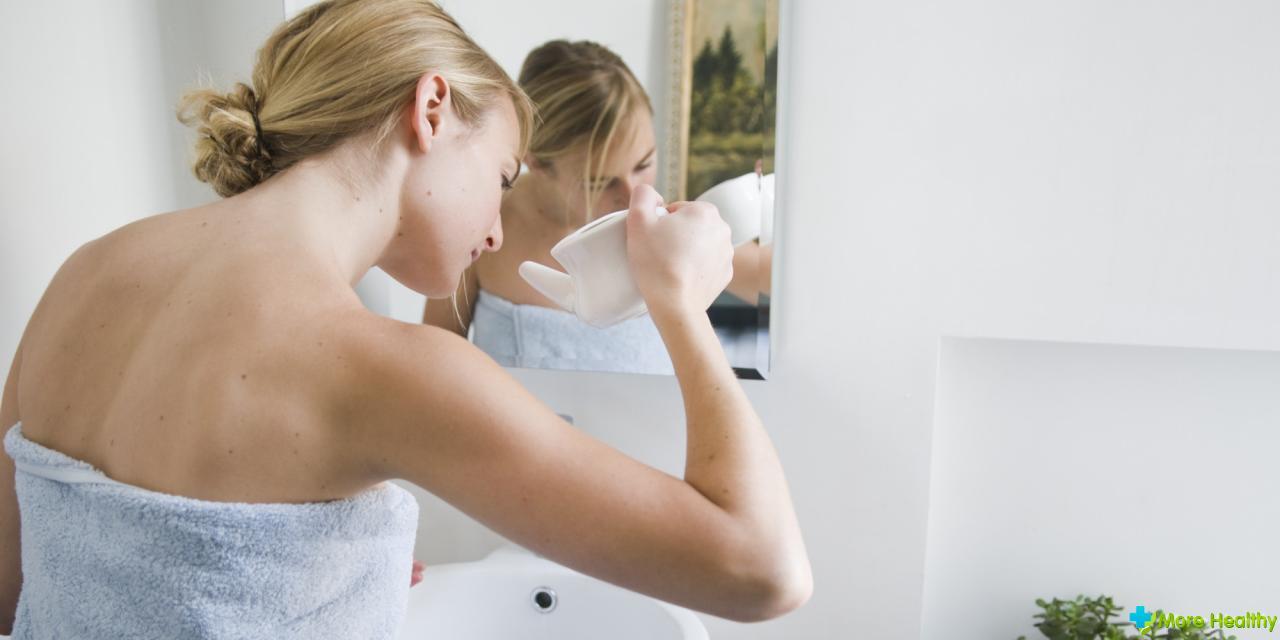 Как сделать солевой раствор для промывания носа ребенку