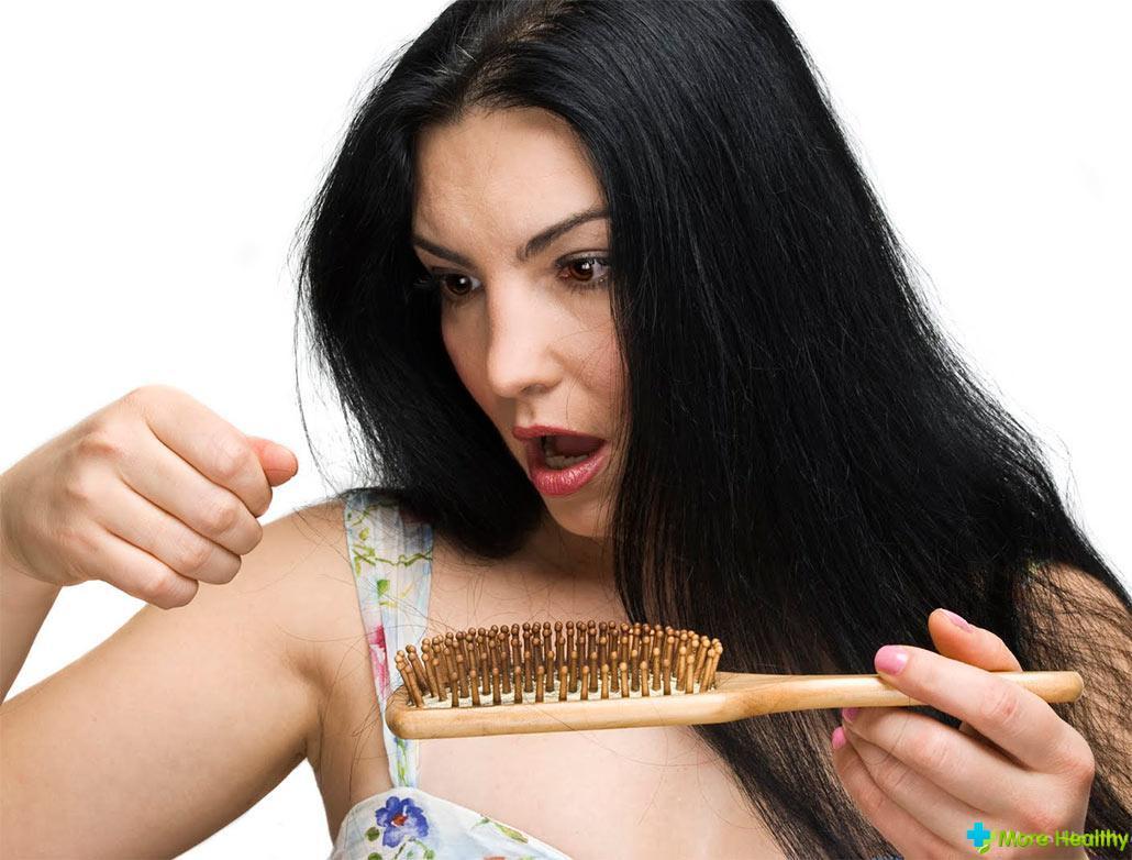 Как быстро восстановить волосы от выпадения