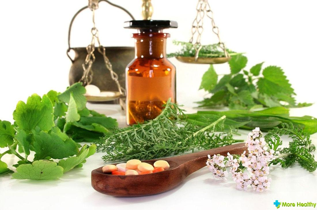 Народная медицина простатит лечение травами