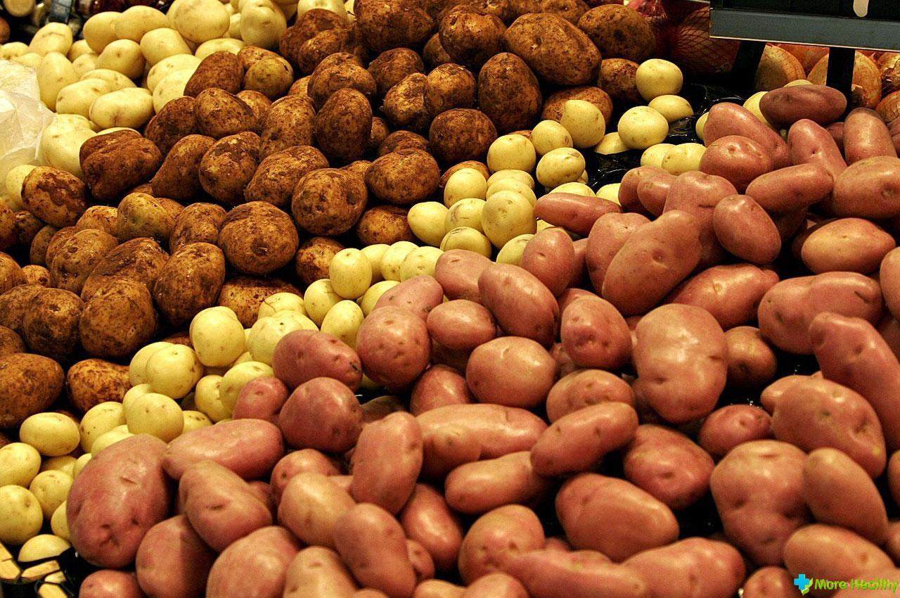 Сок картофеля польза и вред