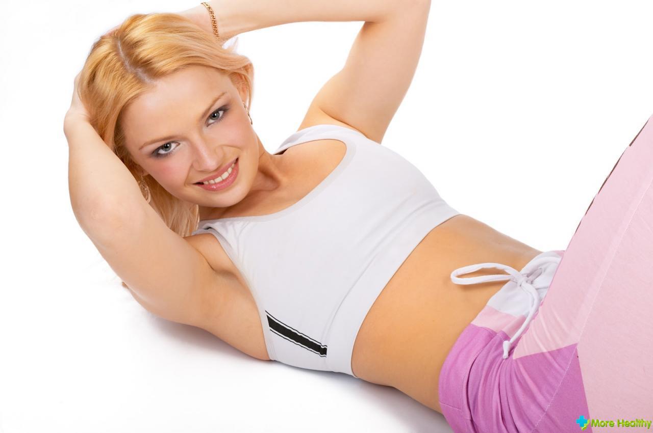какие надо делать упражнения чтобы похудеть ребёнку