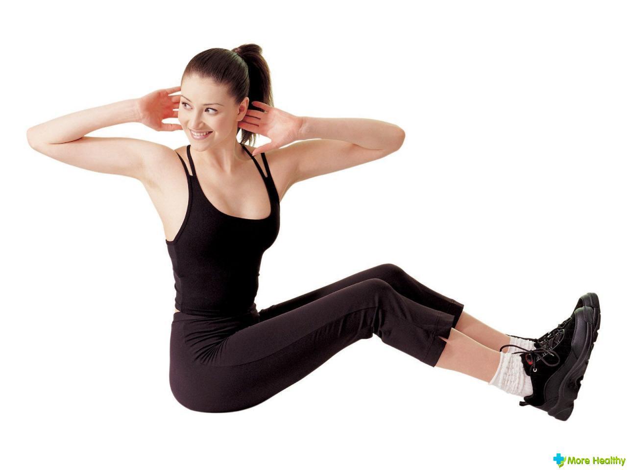 какие упражнения надо делать чтобы убрать жир