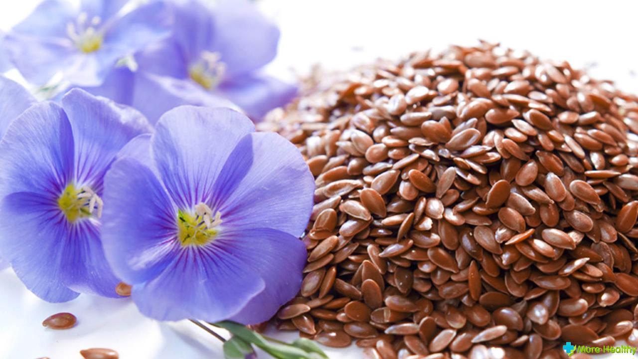 семена льна при холестерине
