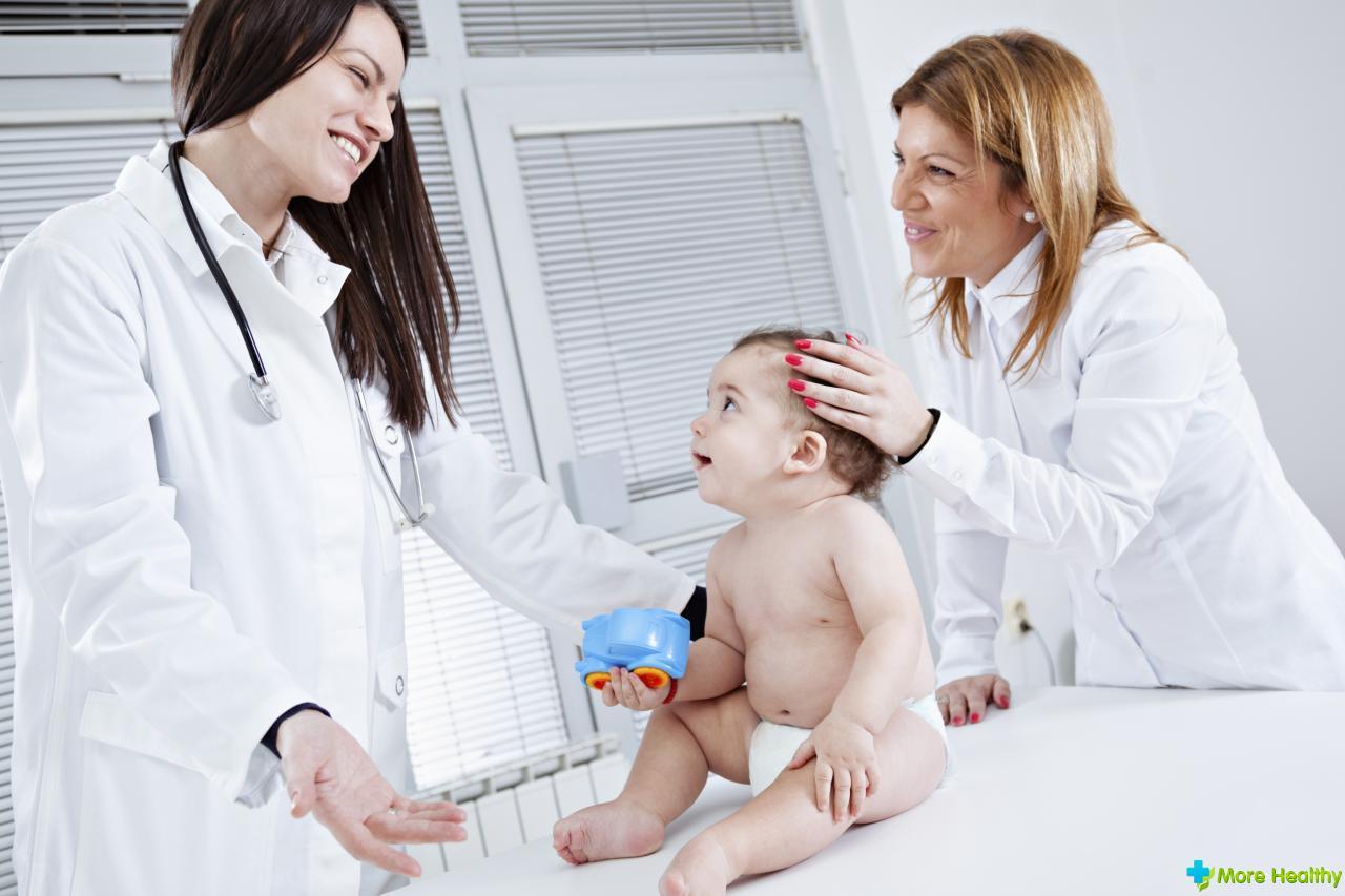 Проявление туберкулеза у детей фото
