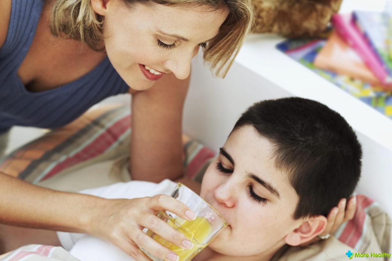 Пищевое отравление: помощь и 14