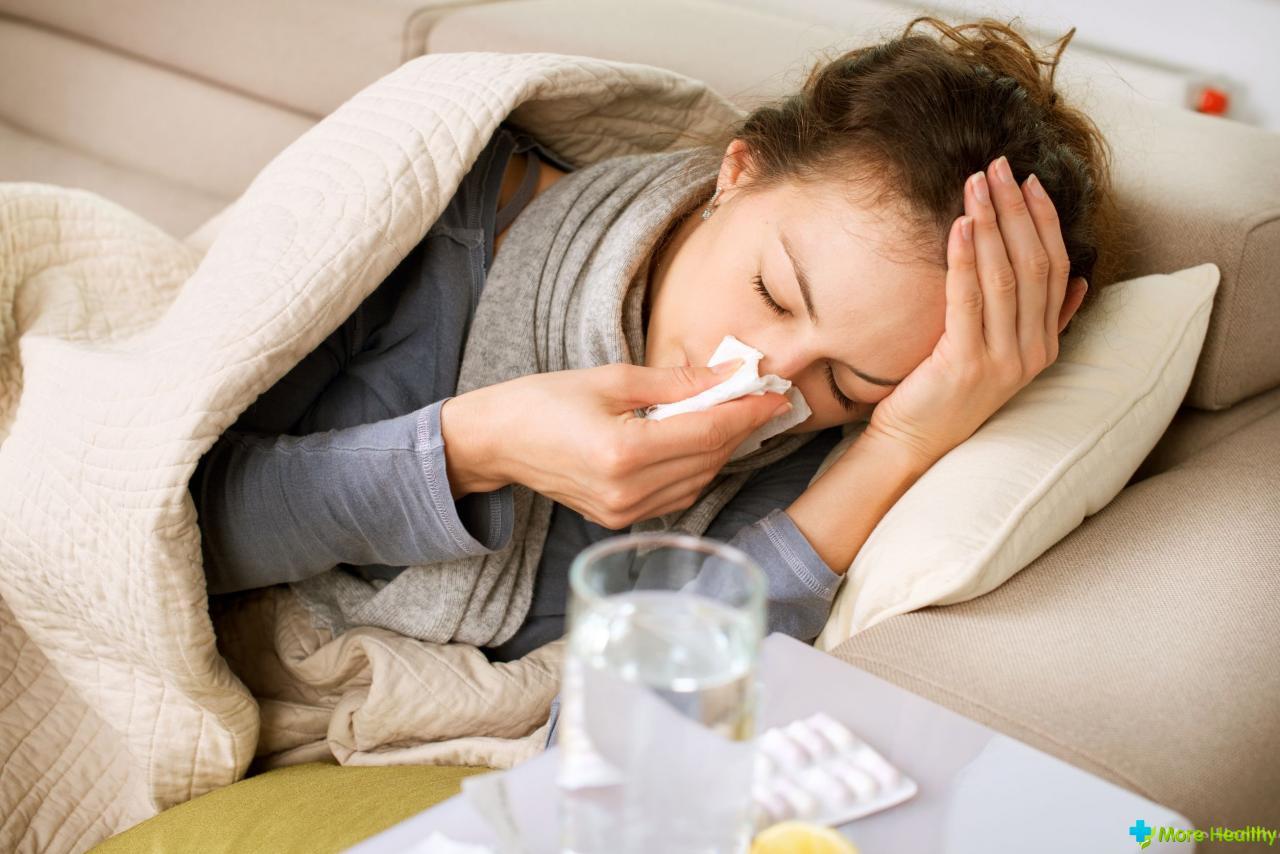 Простуда при беременности 3 триместр.лечение