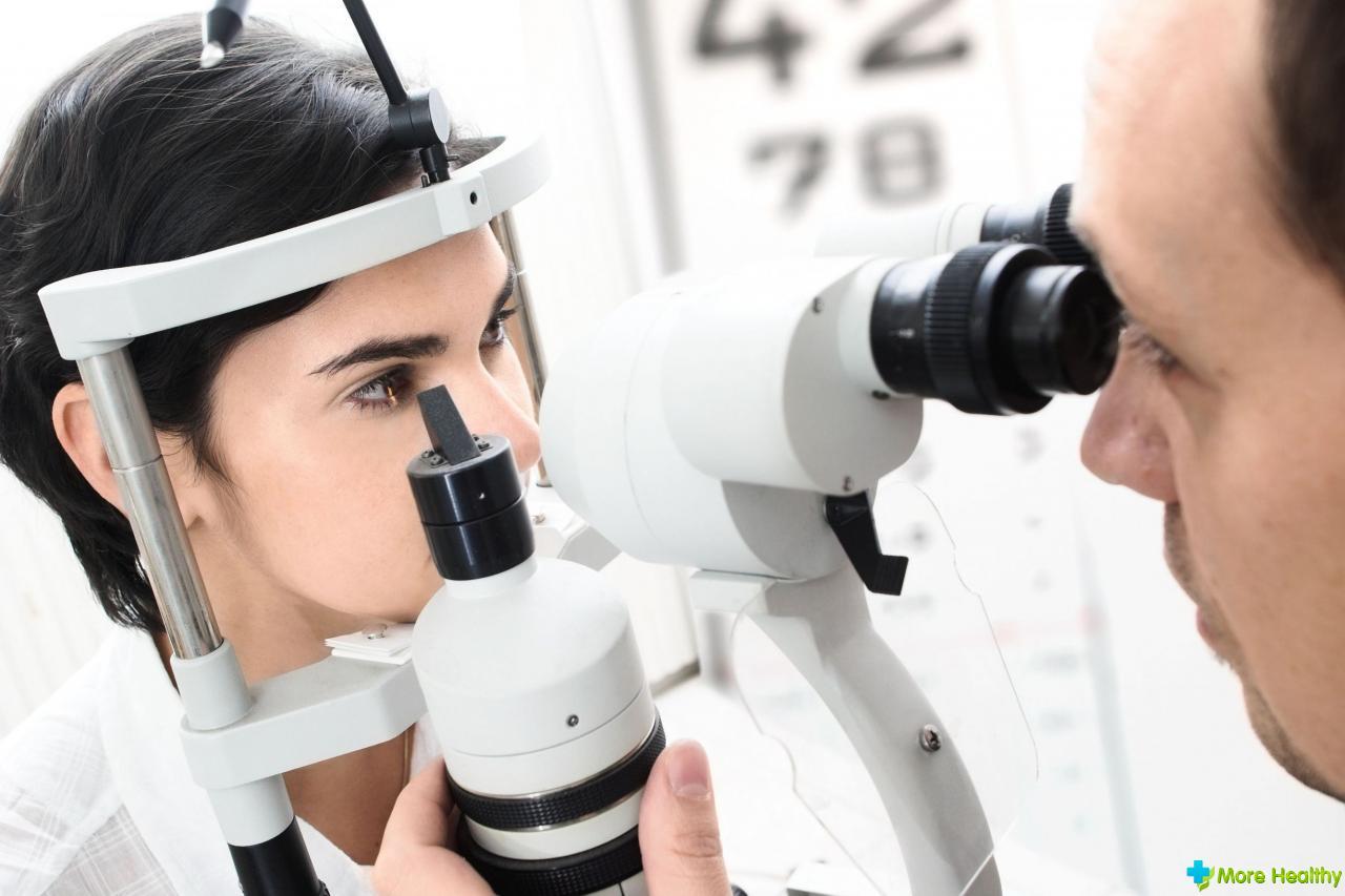 Как народными средствами улучшить зрение после инсульта