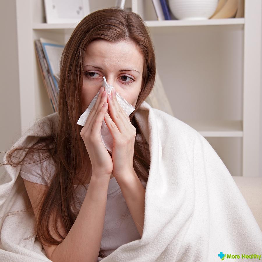 Отек слизистой носа во время беременности