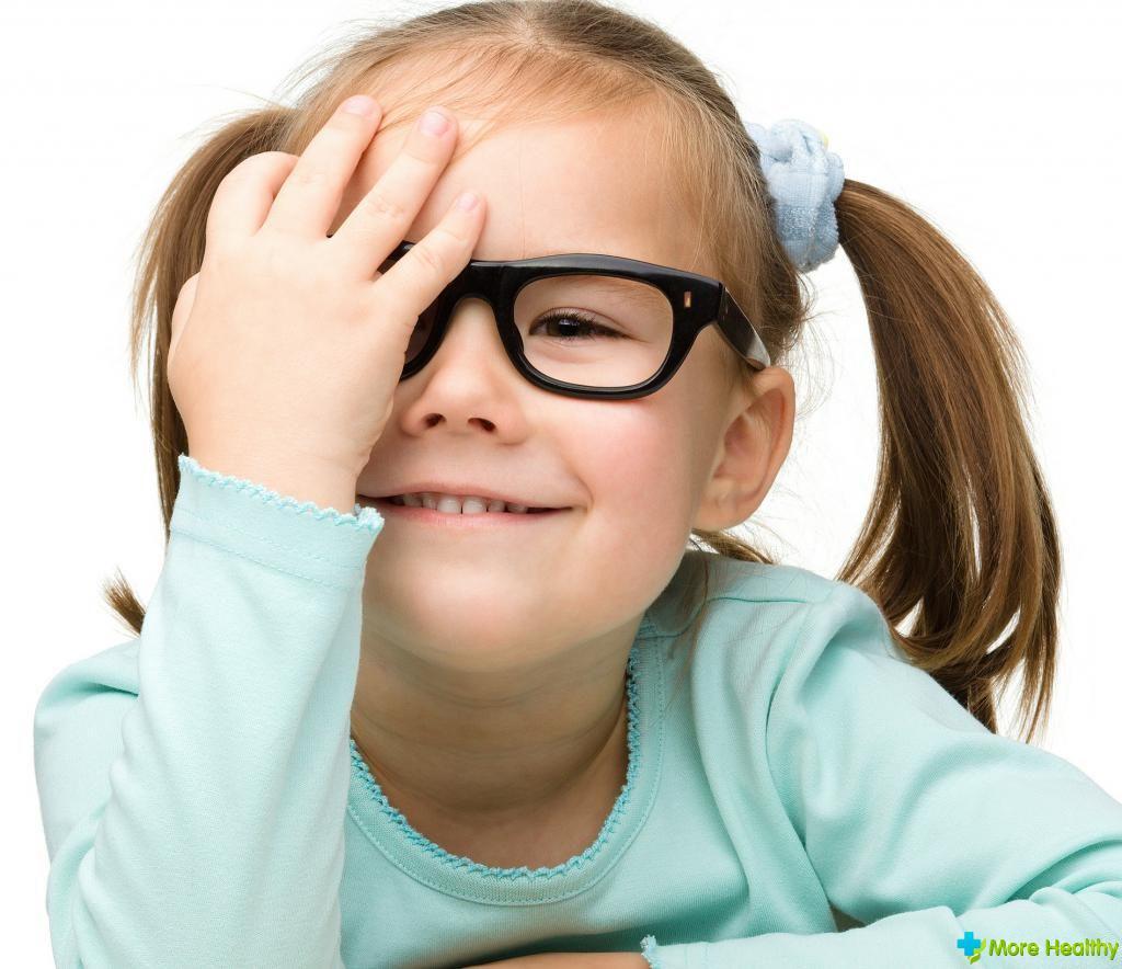 Таблица картинок для проверки зрения у ребенка