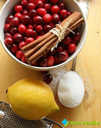 мед с клюквой рецепт