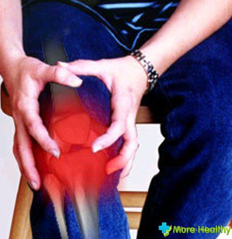 Как лечить ушиб колена что делать если опухло и болит