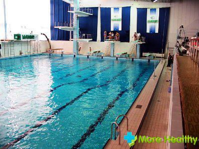 Аллергия на хлорку и бассейн