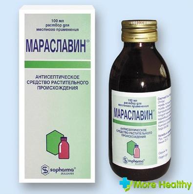 Инструкция Мараславина
