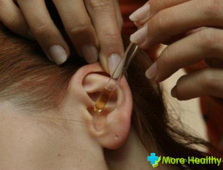Болезнь уха и горла