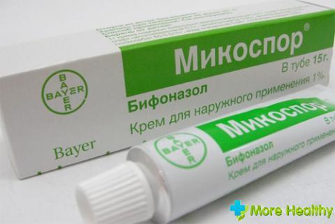 Крем Микоспор (Mycosor)