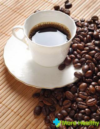 содержание кофеина в кофе
