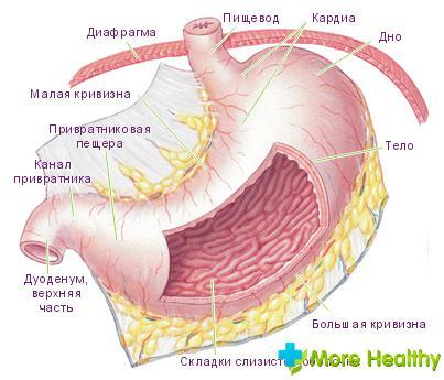 болезни оперированного желудка