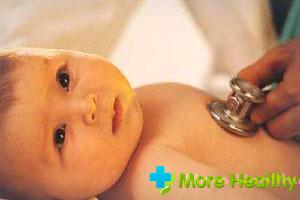 кашель у малыша