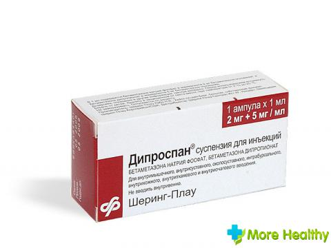 аналоги Дипроспана