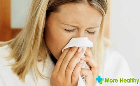 Лечение насморка на ранних сроках беременности