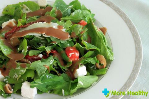 Раздельное питание ведет к здоровью