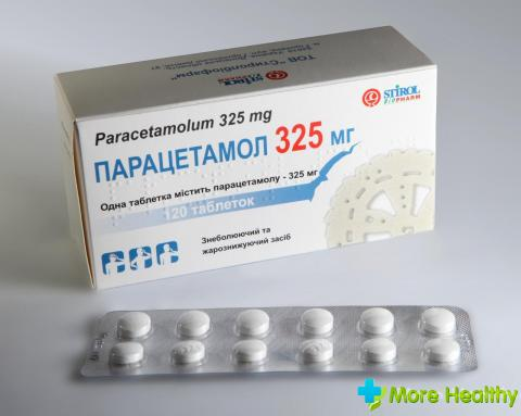 парацетамол 325