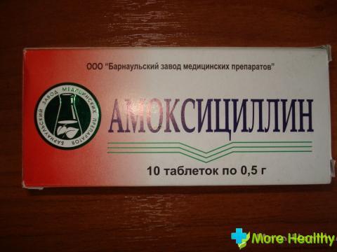 Аммоксициллин