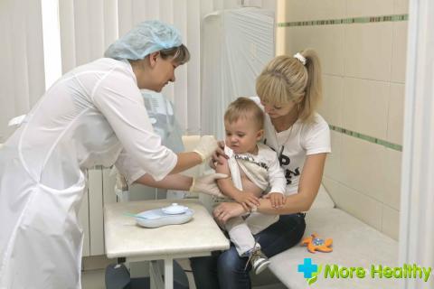 Фото 7 - Прививка ребенку