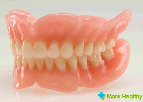 Фото 1 - Зубные протезы