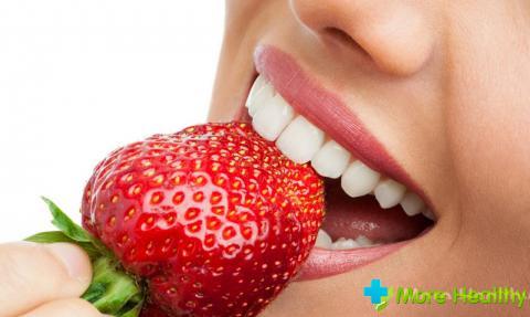 Фото 1 - Здоровые зубы