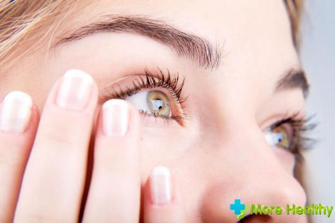 Капли глазные противовирусные и антибактериальные
