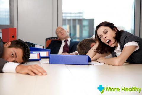 Сонливость или, говоря научным языком, сомнолентность является нарушением сна