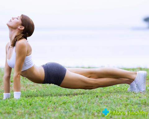 Простые упражнения легко выполнять в домашних условиях, они не требуют присутств