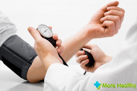 Сахарный диабет отрицательно влияет на давление