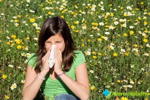 ллергия, к сожалению, уже давно и прочно вошла в нашу жизнь