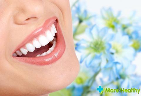 Здоровый рот
