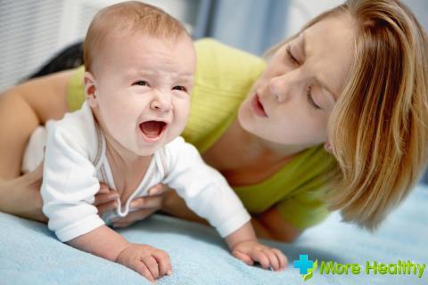 Устраняем икоту у малыша