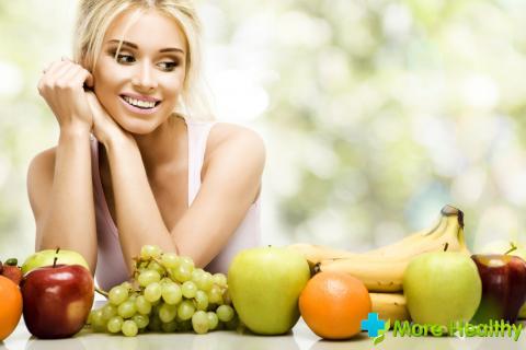 Питание организма витаминами