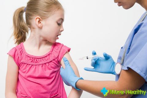 Прививка против краснухи